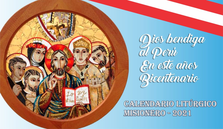 Calendario Litúrgico Misionero 2021