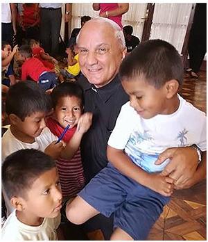 SALUDO NAVIDEÑO DEL DIRECTOR NACIONAL DE LAS OMP . PERU