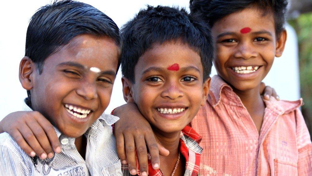 Las Obras Misionales Pontificias celebran el Día de la Infancia Misionera