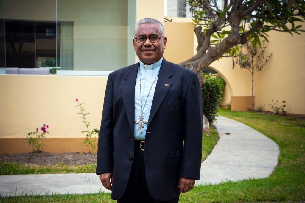 Papa Francisco nombra nuevo Obispo Prelado de Huamachuco