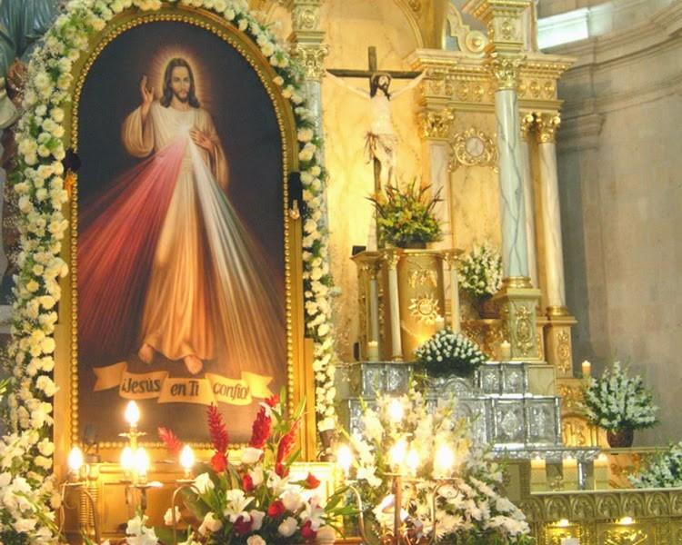 ¿Por qué la fiesta del Señor de la Divina Misericordia se celebra el Domingo después de Pascua?