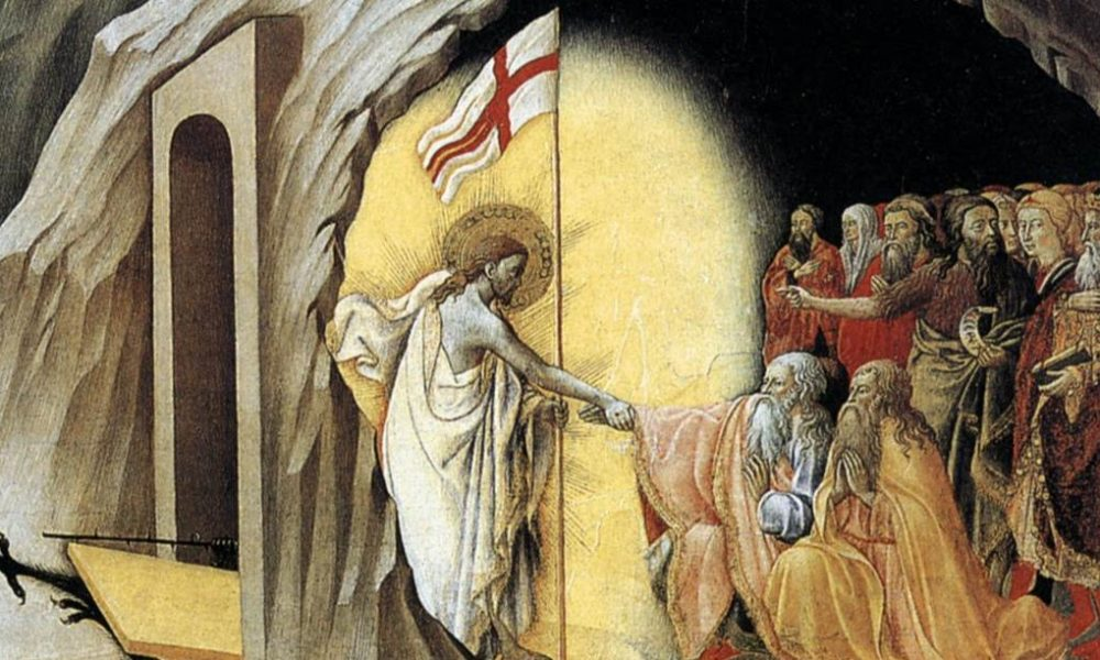 ¿Qué significa que Jesús descendió a los infiernos?