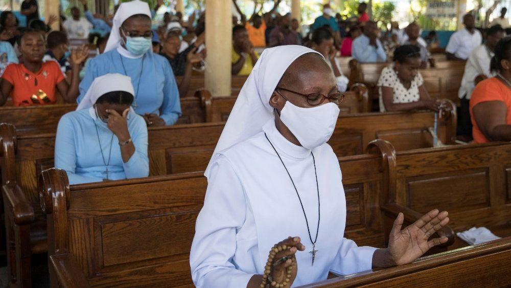 Fueron liberados los últimos cuatro religiosos secuestrados en Haití