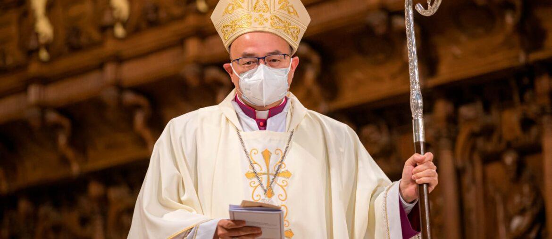 Iglesia de Lima celebró ordenación episcopal de Monseñor Salaverry
