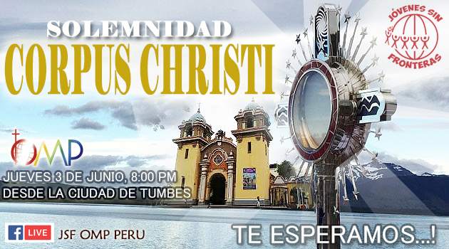 CELEBRACION CORPUS CHRISTI