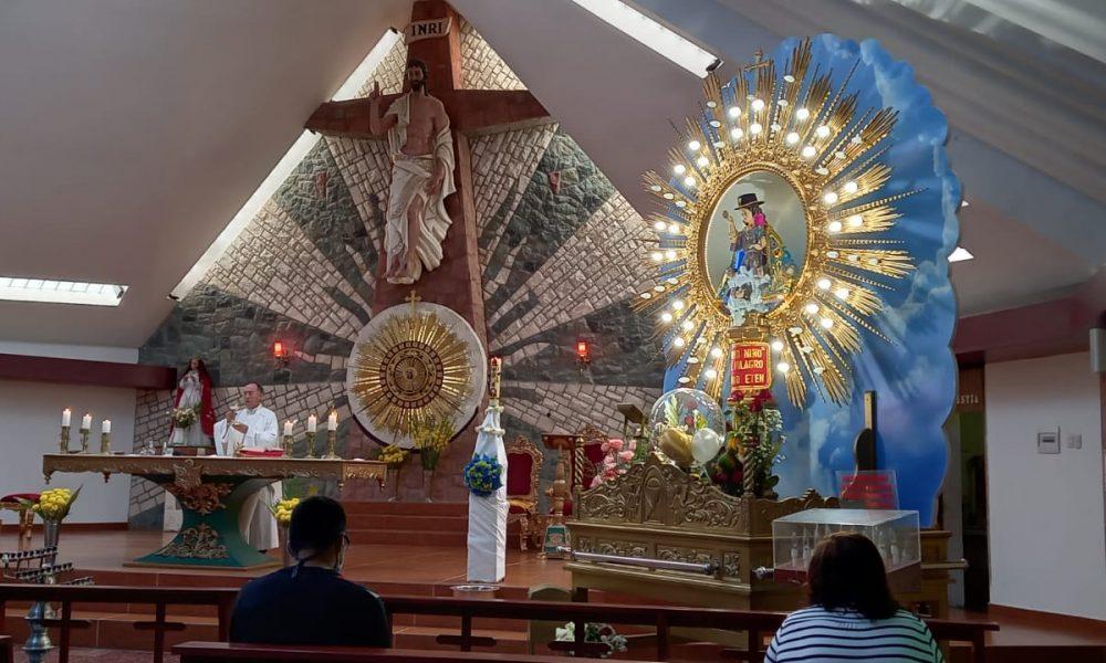 Perú conmemora 372 años de la primera aparición del Niño del Milagro