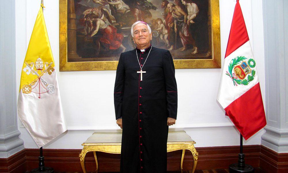 Nuncio Apostólico en el Perú: «Mantener viva la esperanza»