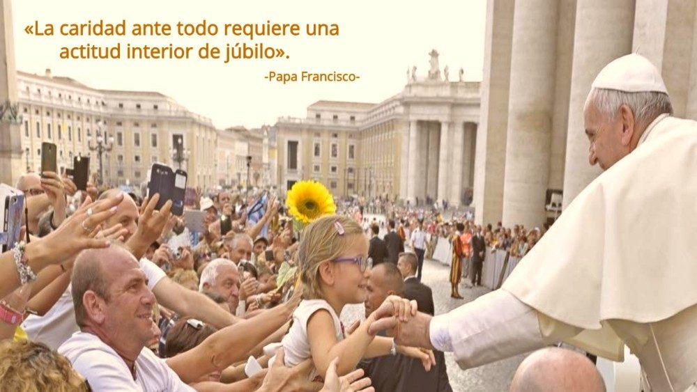 El Óbolo de San Pedro, ayudemos al Papa a ayudar