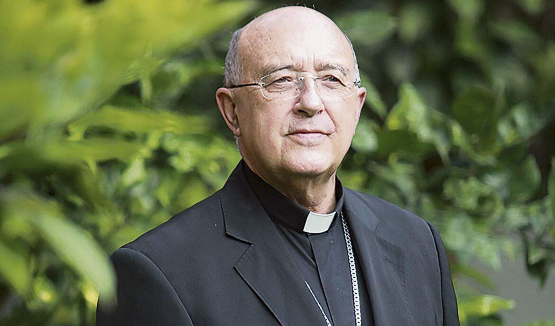Cardenal Pedro Barreto saludó a los maestros en su día