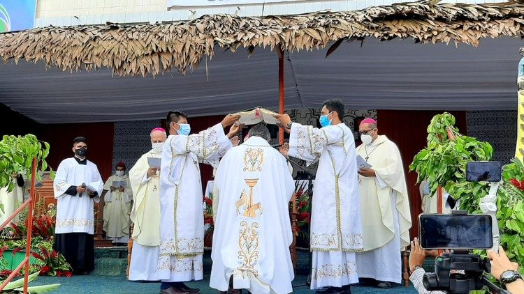 Perú. Un misionero, un hermano, ahora obispo para Iquitos