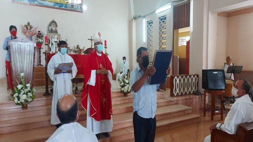 Vicariato de Jaén: 75 años en caridad y al servicio del prójimo