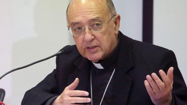 Cardenal Barreto: La sinodalidad es una dimensión constitutiva de la Iglesia