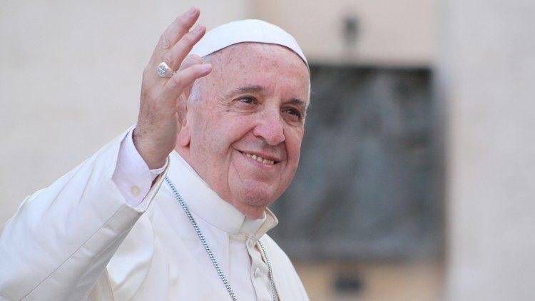 Francisco: Gracias por los numerosos mensajes y oraciones