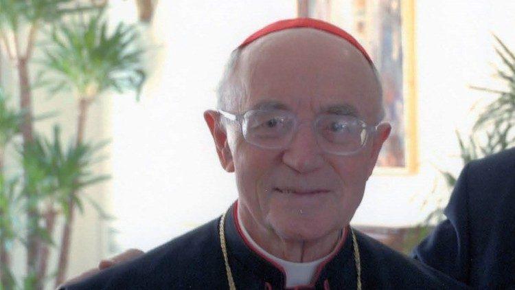 Muerte del cardenal Vanhoye. El Papa: predicó el Evangelio con generosidad