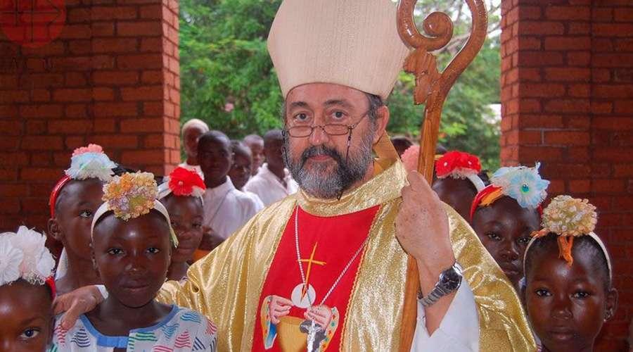 """""""Cuando nos han robado todo, no nos han robado la fe"""", afirma Obispo misionero en África"""