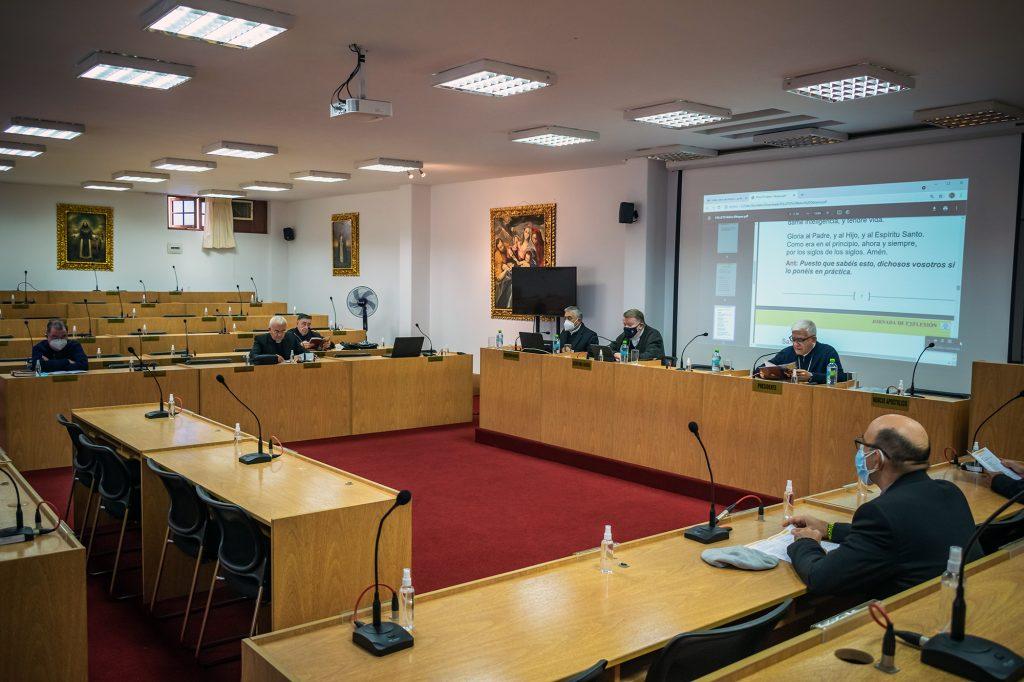 Inició la 119ª Asamblea Plenaria del Episcopado Peruano con reflexiones teológicas sobre la Sinodalidad