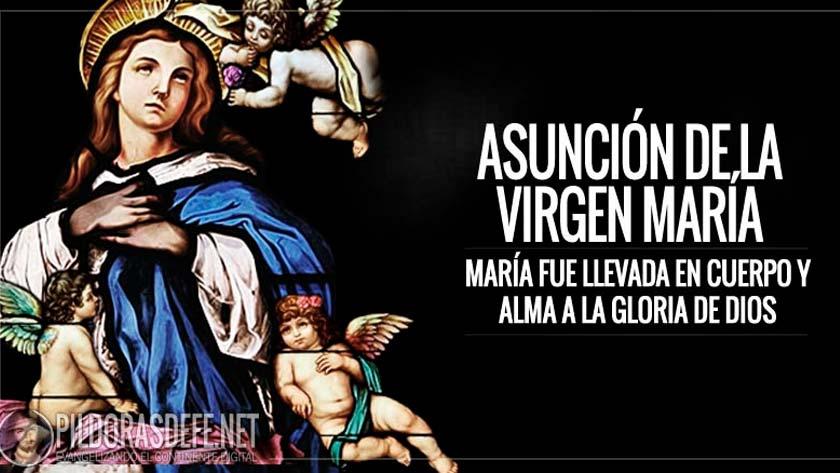 Lectio Divina Asunción de María