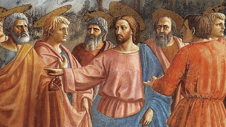 """22 de agosto. Comentario del Evangelio: """"¿También ustedes quieren irse?"""