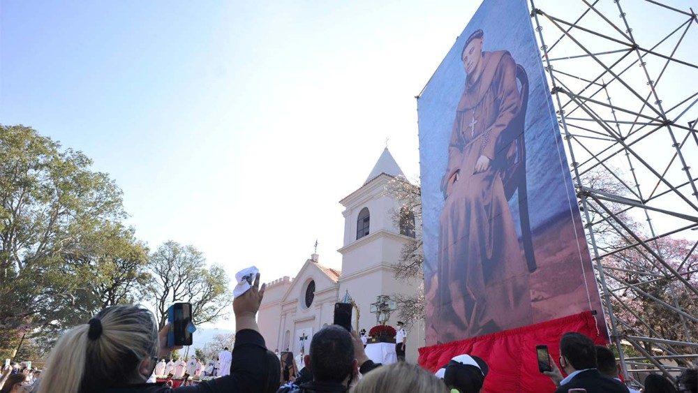 Alegría en el Cielo y en la tierra por la beatificación de Fray Mamerto Esquiú