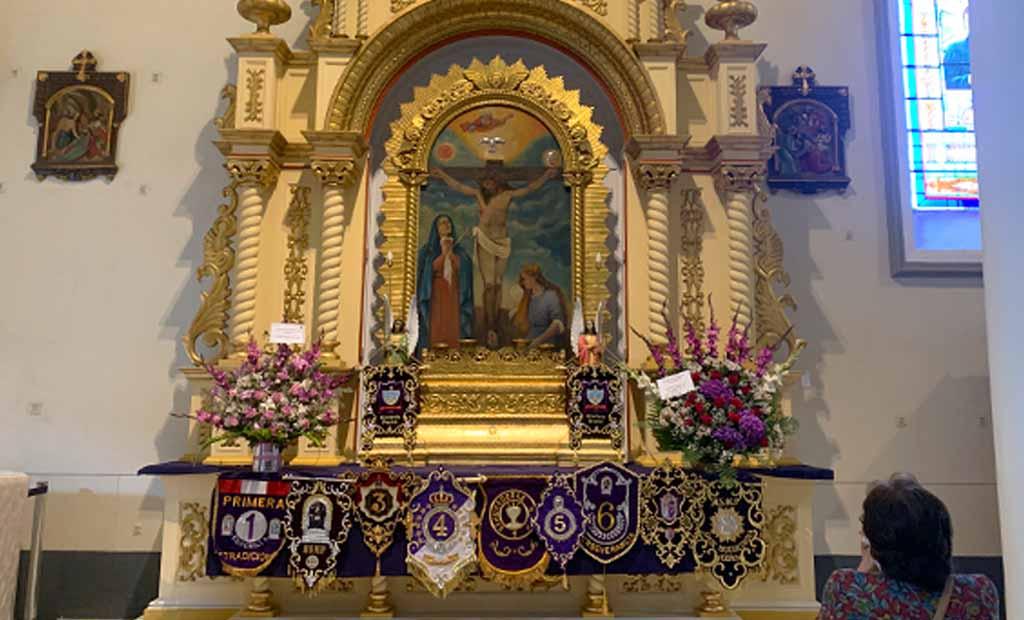 Señor de los Milagros no saldrá en procesión pero recibirá visitas