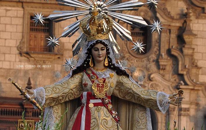 Datos históricos de la 'Virgen de las Mercedes'