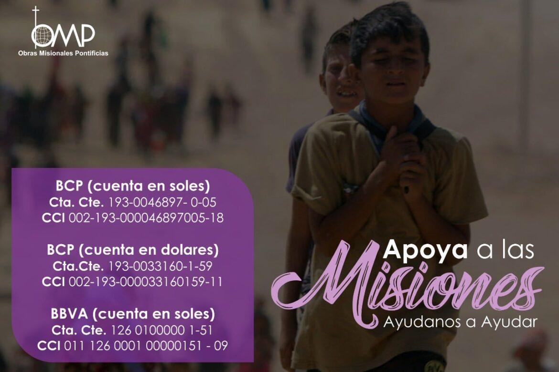 Tercera semana: Cooperación misionera – DOMUND.