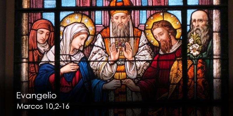 Lectio Divina Dom. 27 T.O. Ciclo «B»