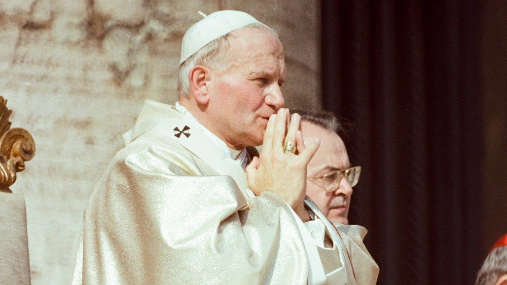 22 de octubre, legado y memoria de San Juan Pablo II